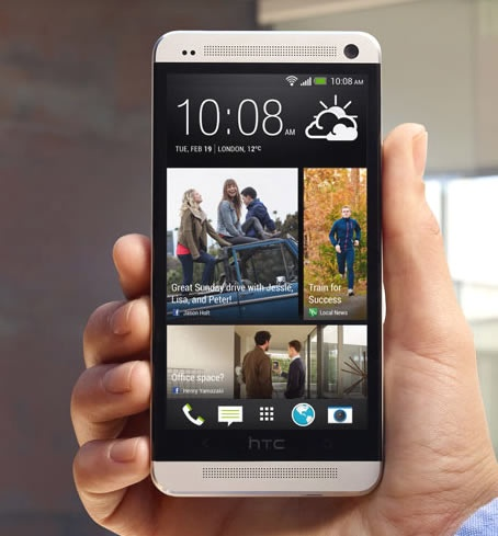 HTC One Firmware Update Incoming | 3G co uk