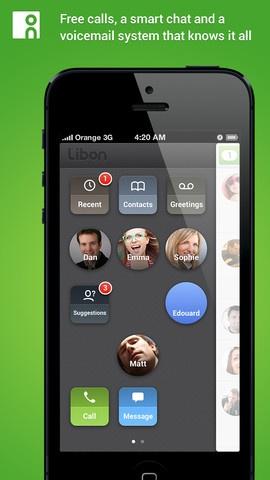 Orange Libon - Make Free VOIP Calls On iOS Devices