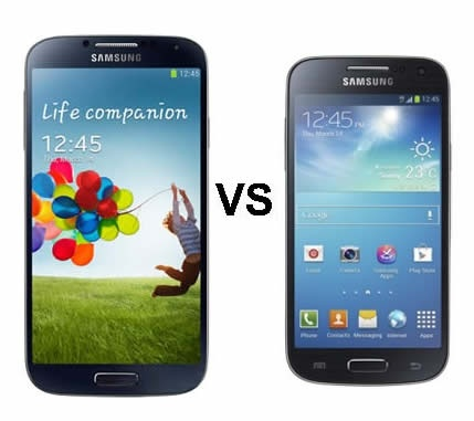 samsung galaxy s4 vs samsung galaxy s4 mini which should you buy. Black Bedroom Furniture Sets. Home Design Ideas