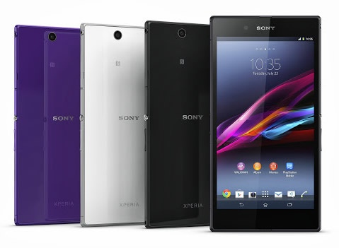 cheaper 7a018 55822 Sony Xperia Z Ultra Waterproof Phablet : Specification, Price and ...