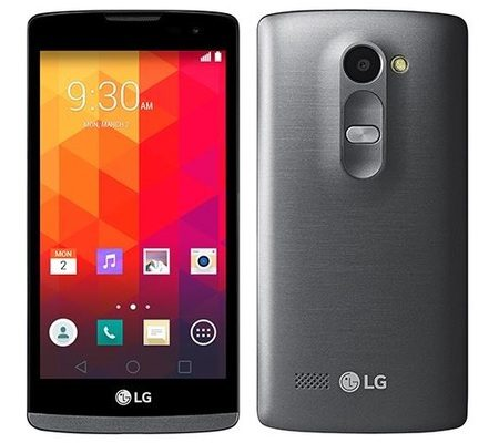 The LG Leon is available now on Three