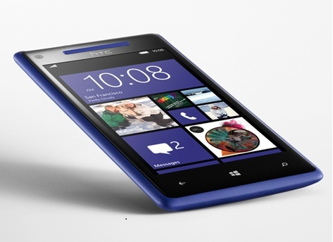 HTC 8X and HTC 8S Windows Phone 8 Smartphones Unveiled