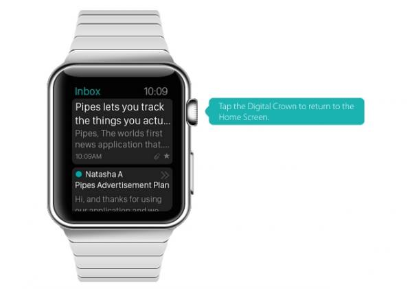 Apple iWatch Demo
