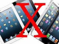 iPad 4 and iPhone 5 Discontinued