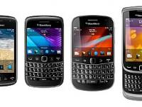 BlackBerry 7.1. OS.
