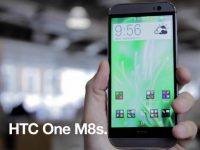 The HTC One M8s is launching soon on Three and the network has provided a video sneak peek.