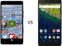Windows Phone vs Google Android