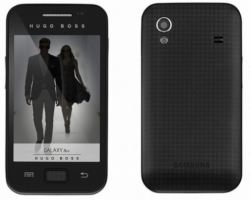 Hugo Boss Samsung Galaxy Ace