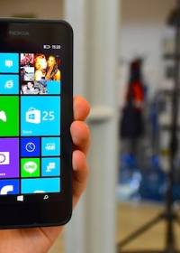 Nokia Lumia 630 Review Photo 1
