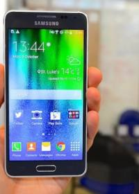 Samsung Galaxy Alpha Review - Photo 1