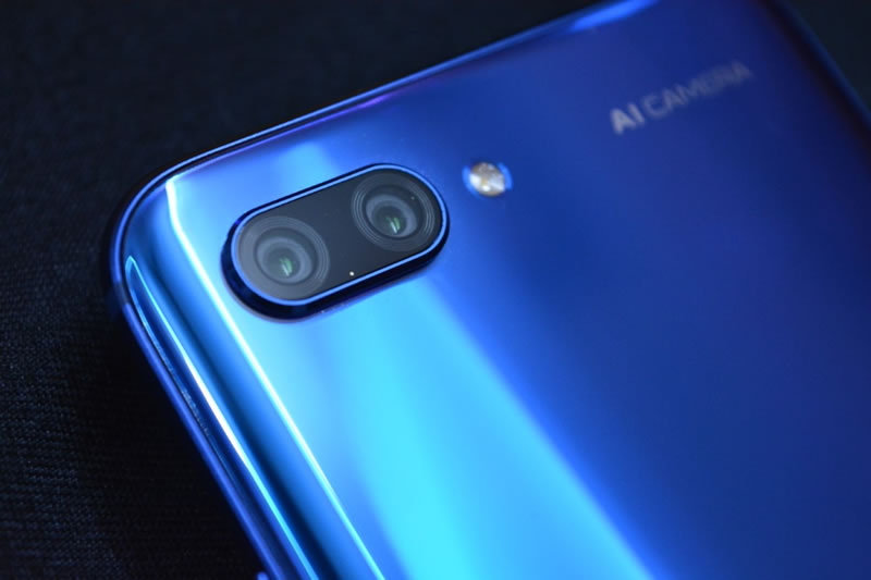 Honor 10 Rear Camera