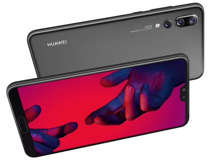 Huawei's P20 series marks 1 million registrations