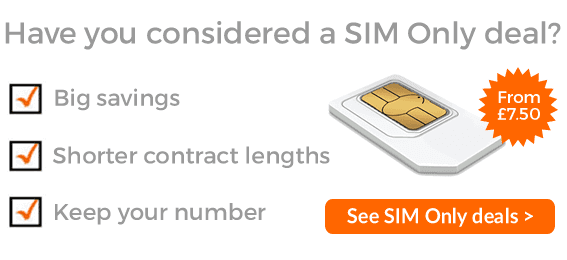 Three SIM Only deals