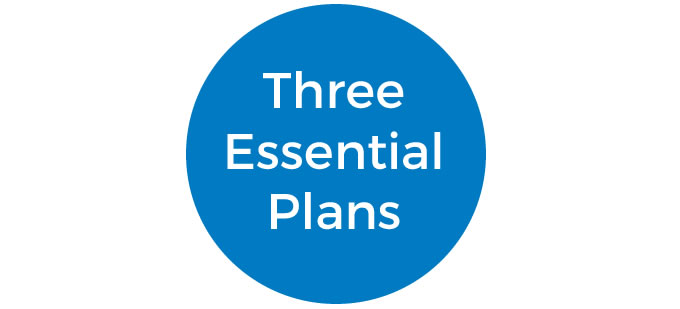 Three Essential Plans - Great value plans with free roaming abroad
