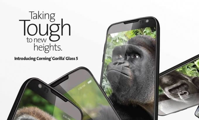 Gorilla Glass 5 makes your phone stronger than it looks