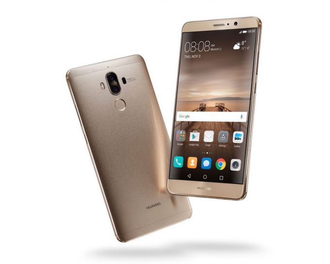 The massive Huawei Mate 9 is coming soon to Three
