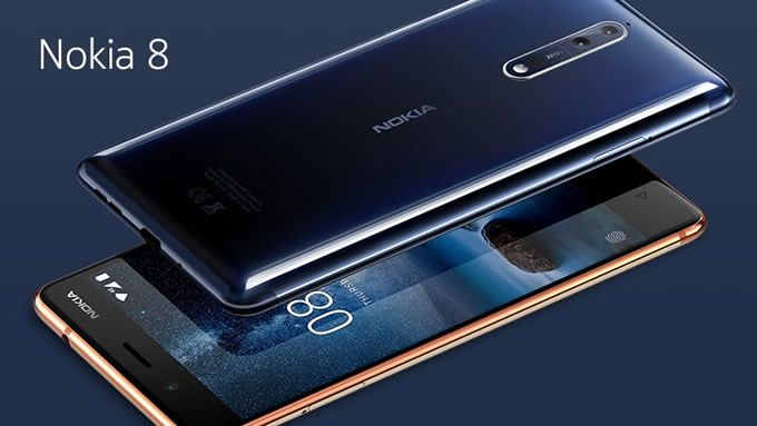The new Nokia 8 flagship phone is full of photographic firsts