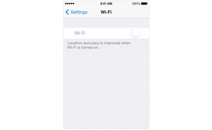 Has your iPhone got greyed out Wi-Fi? Here's the solution