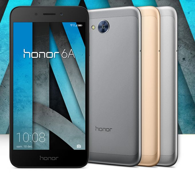 Honor 6A in stock as an exclusive