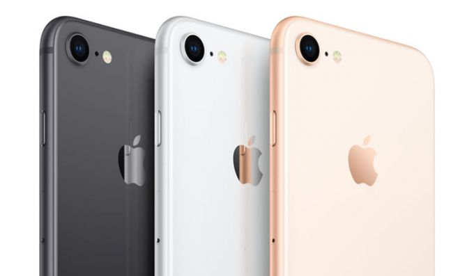 Save over £400 on an iPhone 8 with unlimited data on Three
