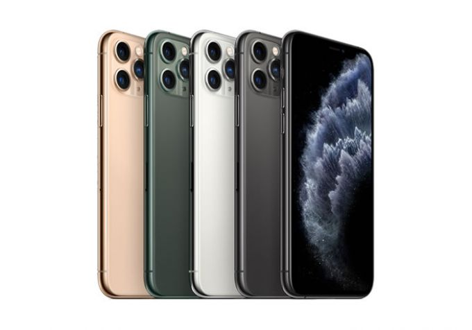 iPhone 11 range unveiled starting at £729