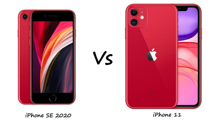 iPhone SE (2020) vs iPhone 11