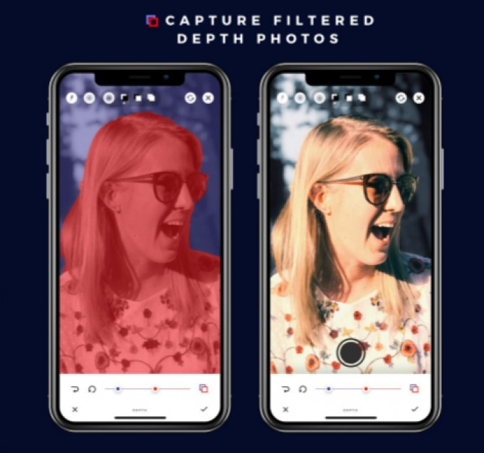 Power up your iPhone X's photography skills with infltr