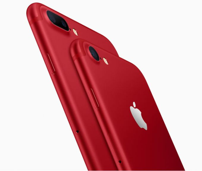RED Special Edition iPhone 7 with TRIPLE Data