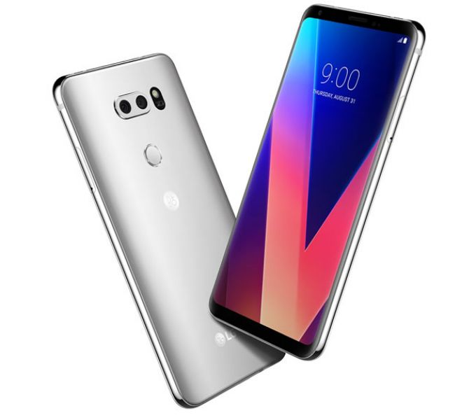 LG V30 boasts huge edge-to-edge screen and class-leading audio