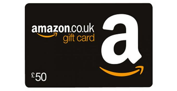 Get a £50 Amazon gift voucher with Three
