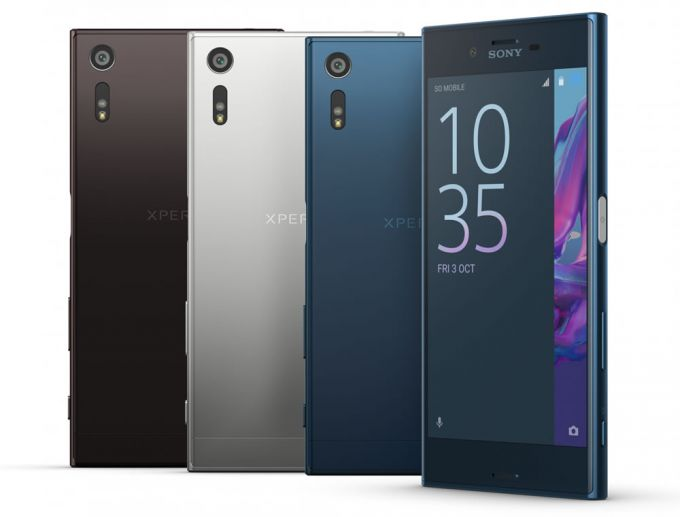 Sony Xperia XZ checks in with supercharged camera