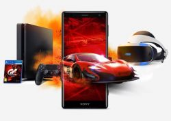 FREE PlayStation Gifts with the Xperia XZ2