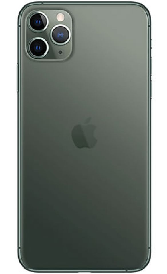 Apple iPhone 11 Pro Max 256GB Matte Midnight Green