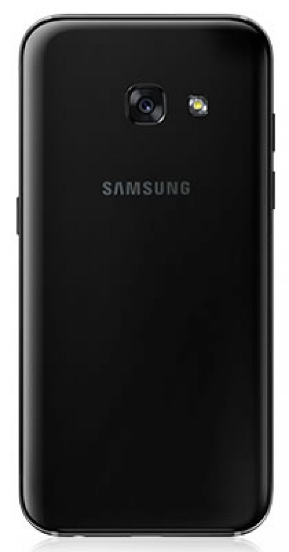 Samsung Galaxy A3 2017 16GB Black Sky
