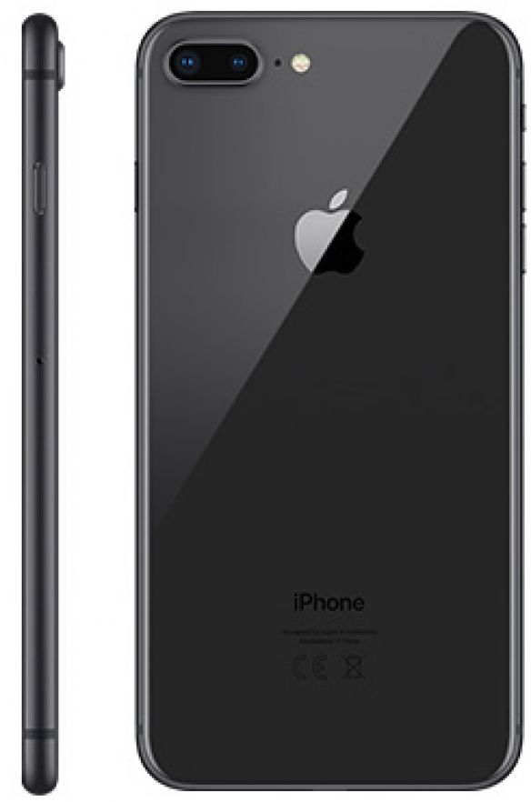 designer fashion 7feb3 134eb Apple iPhone 8 Plus 64GB Space Grey - Best Mobile Phone Deals on 3