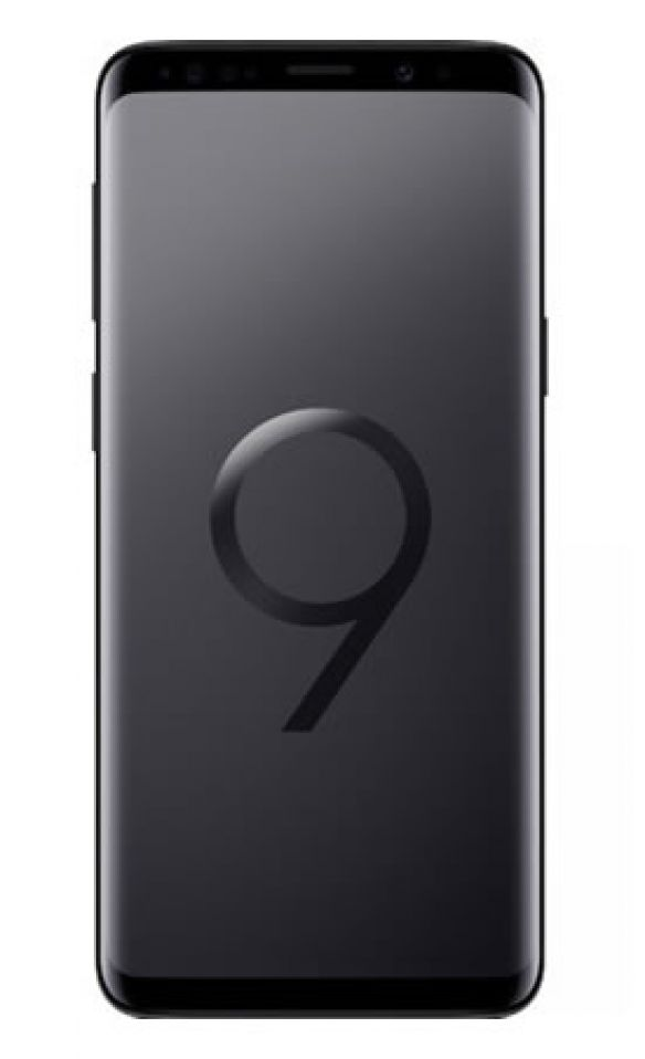 Samsung Galaxy S9 Plus 128GB Midnight Black