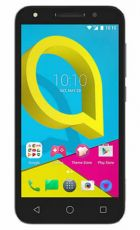 Alcatel U5 3G 8GB Volcano Black with Cocoa Grey